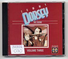 Tommy Dorsey CD The Legend Volume Vol. 3 1st press JAPAN-FOR-GERMANY - no target