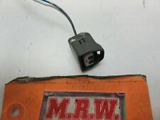 WIRE PLUG CONNECTOR PIGTAIL CLIP WIRE OFF RADIATOR CAR BODY ENGINE HARNESS SIDE