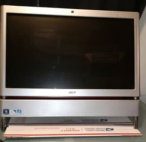 Acer Aspire Z5600 this is a built in all in one + touchscreen computer, READ!!