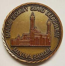"USMC Marine Security Guard Detachment MSG-Det Manama Bahrain 2"""