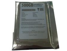 """500GB 5400RPM 2.5"""" SATA 6.0Gb/s Laptop Hard Drive (PS3 Fat, PS3 Slim, PS4 HDD)"""