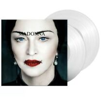 MADONNA - MADAME X - DOUBLE LP CLEAR VINYL - LIMITED EDITION