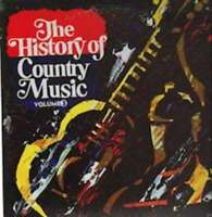 Various - The History Of Country Music - Volume 3 (LP, Vinyl Schallplatte 129478