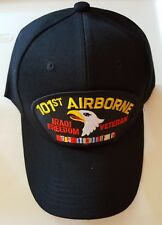 849045aef10 U.S. ARMY 101ST AIRBORNE DIVISION IRAQI FREEDOM VETERAN Military Ball Cap