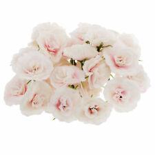 50 pcs Artificial Silk Roses Flower Head Flower Head Wedding Party Decor Bulk -