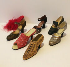 7 Classic Shoe Collection Figurines