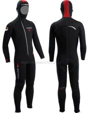 CRESSI Sub Diver Wetsuit Diving With Zipper One Piece Neoprene 5mm