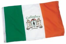 Gallagher Irish Coat of Arms Flag - 3'x5' foot
