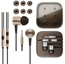 3.5mm Piston In-Ear Stereo Earbuds Earphone Headset Headphone ,Gold New