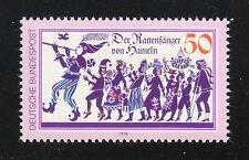 Germany BRD 1978 MNH Mi 972 Sc 1273 Tales Pied Piper of Hamelin