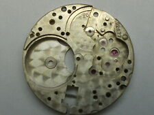 ROLEX AUTOMATIC CAL.740 CALENDAR 10 1/2 HUNTER  MAIN PLATE MOVEMENT WATCH PART