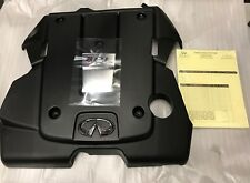 INFINITI G37 Q60 COUPE IPL  Ornament Assy-Engine Cover  A4041-1A34B 2010-2015