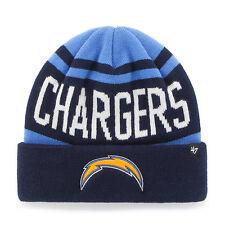95c058eb773 San Diego Chargers 47 BRAND Knit Hat Beanie Rift Cuff