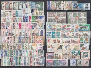 MONACO Jahrgänge 1960-1964 postfrisch/** komplett - € 280