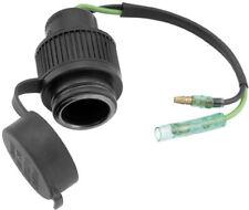 Bikemaster 12V/15A Standard Cigarette Lighter Socket For Power Supply - TC-6613W