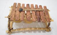Balaphone 8 Wood Keys African Balaphone Instrument Burkina Faso