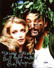 Cindy Morgan Caddyshack Authentic Signed 8X10 Photo w/ Bill Murray PSA/DNA 13