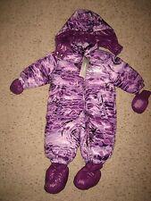 Diesel Baby Girls Bunting Snowsuit 6-9 Months