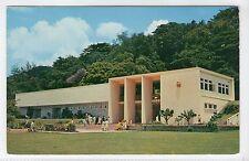 VAN KLEEF AQUARIUM, SINGAPORE: Singapore postcard (C12333)