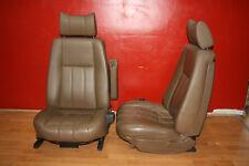 2 SEDILI IN PELLE SEDILI sedili sportivi elettricamente Memory Range Rover Classic anno 1993