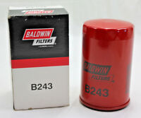 Engine Oil Filter BALDWIN B243 Brand New