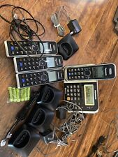 Panasonic KX-TG7875S Link2Cell Bluetooth w/4 handsets- links 2 cell phones too!