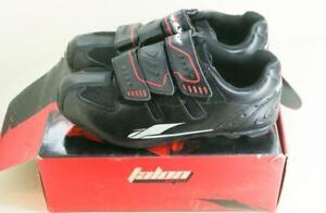 FLY BIKES Kid's BMX Bike Talon SPD Compatible Size 6 Shoe Black NEW