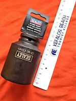 Sealey Tools Deep Air Impact Socket 41mm 1/2 Drive Some Hub Nuts