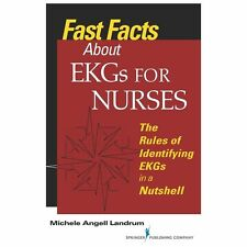 Fast Facts About Ekgs For Nurses: The Rules Of Identifying Ekgs In A Nutshell...