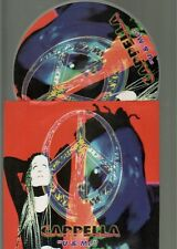 """CAPPELLA - U & ME PICTURE LP MIX 10"""""""