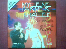 "MYLENE FARMER - CD SINGLE ""LA POUPEE QUI FAIT NON"" VG/EX"