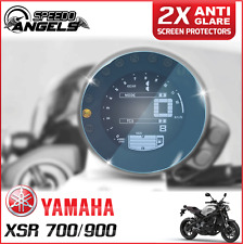 2 x Cluster Scratch Protection Film / Screen Protector: YAMAHA XSR 700 900 AG
