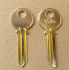 Yale Key Blanks Y2- Original 6 pin - 2 Key blanks