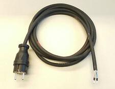 Cable Corriente de conexión dispositivo ALARGAMIENTO h07rn-f 3x1, 5 50m negro