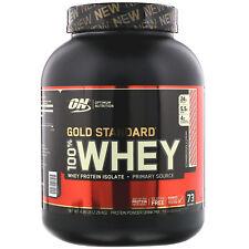 Gold Standard, 100% Whey, Strawberries & Cream, 4.98 lb (2.26 kg)
