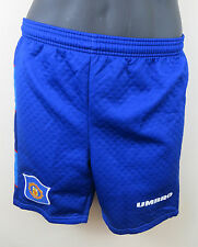 Umbro Manchester United Football Shorts Blue Soccer Vtg Mens S Small XS
