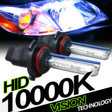 10000K Hid Xenon 9006/Hb4 Low Beam Headlights Headlamps Bulb Conversion Kit Vj10
