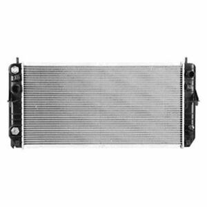 New Radiator Fits 2001-2004 Cadillac Seville With Engine Oil Cooler RAD2514