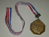 [Coll.J.DOMARD SPORT] OLYMPIC GAMES - SEOUL 1988 / MEDAL KOREA WEIGHTLIFING FED.