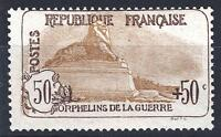 """FRANCE STAMP TIMBRE 153 """" ORPHELINS 50c+50c LION BELFORT"""" NEUF xx TB A VOIR P250"""