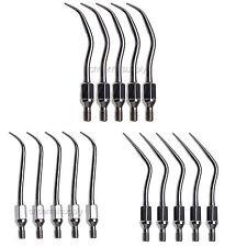 15 ZEG Spitzen für Kavo Sonicflex Handstück Dental Air Scaler GK1 GK2 GK4