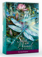 Spirit Of The Animals Oracle CARD DECK + Booklet U.S. GAMES