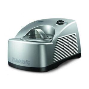 DeLonghi ICK 6000 Eiscremeautomat Eismaschine Eisbereiter Kompressor