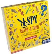 I Spy Rhyme-a-thon Game - Brand New Sealed
