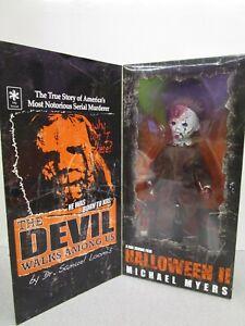 2009 Mezco Living Dead Dolls Michael Myers Halloween II Rob Zombie