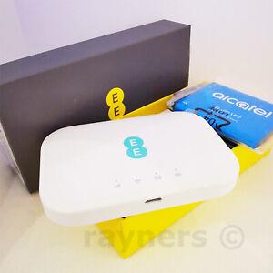New UNLOCKED Alcatel EE 4Gee Mini EE71 300Mbps WiFi Mobile Broadband Use any Sim