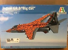 New Listingitaleri 1/72 aircraft Jaguar Gr.3 Big Cat Sealed