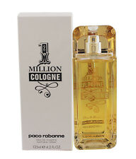 1 Million Cologne Tester By Paco Rabanne 4.2oz/125 Edt Spray For Men NITB