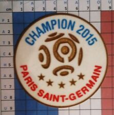 Patch France LFP Ligue 1 maillot de foot du Paris.SG Champion 2015 saison 15/16