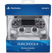 Official Sony Dualshock 4 Crystal Controller Ps4 (uk Import) AC
